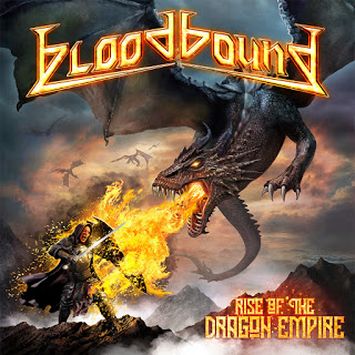 Bloodbound take on fiery beats on Rise Of The Dragon Empire