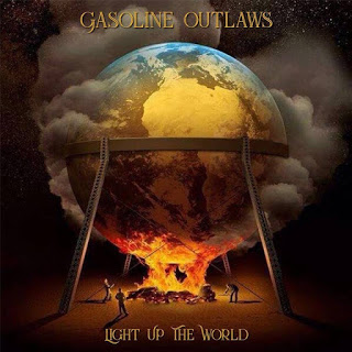 Gasoline Outlaws outrageously passionate and powerful on Light Up The World