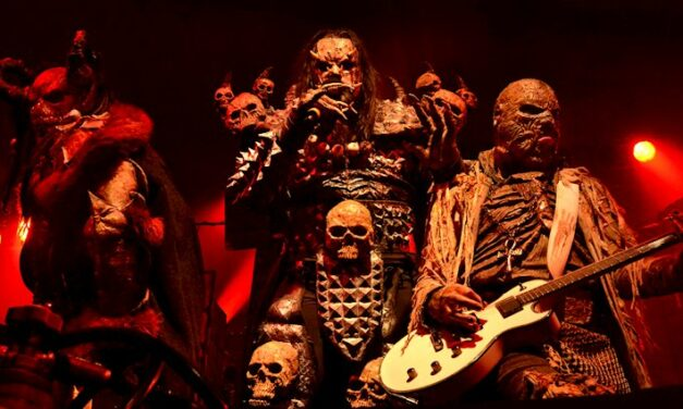 July release for Lordi Recordead Live – Sextourcism in Z7