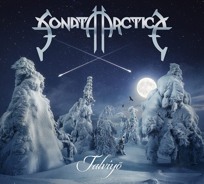 Sumptuous soundscapes from Sonata Arctica on Talviyö