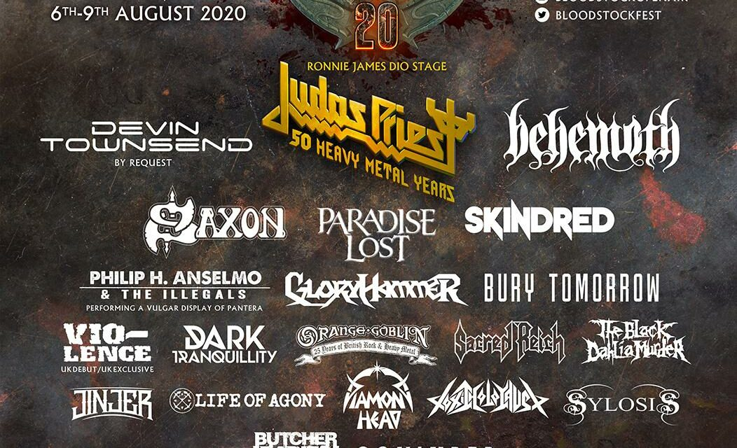 Hatebreed, Bury Tomorrow, Sylosis, Toxic Holocaust and more added to burgeoning Bloodstock bill