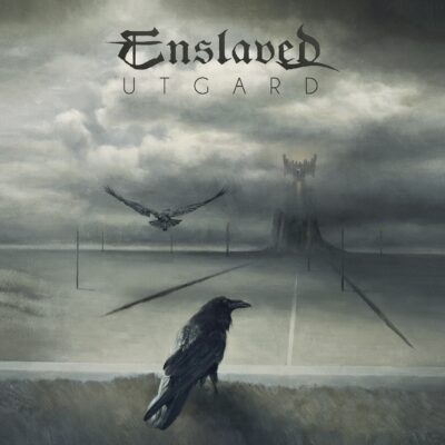 Enslaved Utgard cover